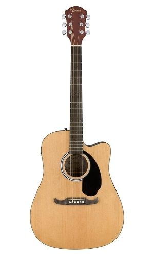 Fender FA-125CE: Best Budget Fender Acoustic Guitar